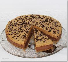 Gizi-receptjei.  Várok mindenkit.: Csokoládés-mogyoróvajas torta.