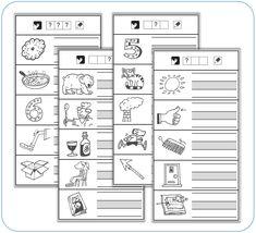 TaalSchrijven - Schrijf wat je hoort - Kern 3