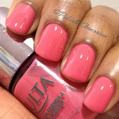 Ulta - Sweetheart Pink pretty pretty and simple