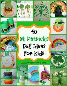 40 St Patrick's Day