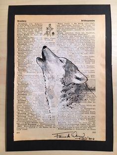 Art for wolves Nr. 1