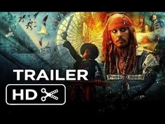 PIRATES OF THE CARIBBEAN 5 - TRAILER  # 2 (2017) Dead Men Tell No Tales ...