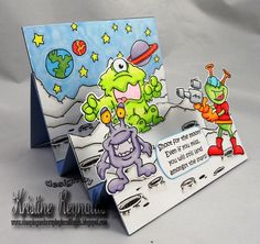 adorable kidlet card high hopes stamps