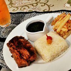 Brasserie I: comida brasileira