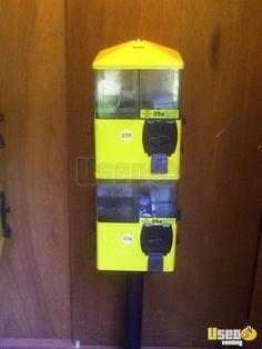 New Listing: https://www.usedvending.com/i/U-Turn-Terminator-Eliminator-Bulk-Candy-Vending-Machines-for-Sale-in-New-York-/NY-A-645X U-Turn Terminator & Eliminator Bulk Candy Vending Machines for Sale in New York!