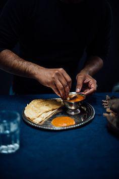 chitra's dosa and sambar | A Brown Table