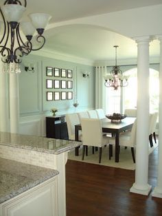 1 of several dining room ideas