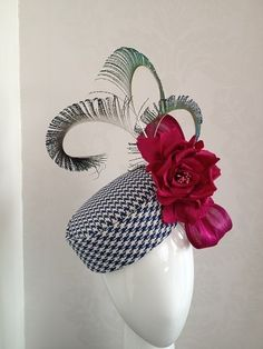 2014 Garden Party Collection BY LEIGHANNE CROCKER #millinery #hats #HatAcademy