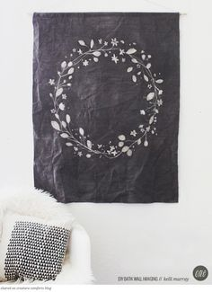 DIY to Try: Three Pretty Projects in Black and White