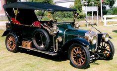 Panhard & Levassor 1914