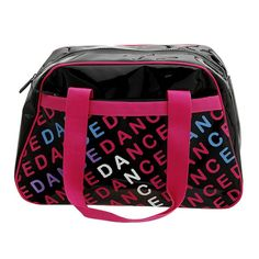 Designer Clothes, Shoes & Bags for Women Letter Bag, Dance Accessories, Dance Tights, Wrist Warmers, Inspirational Gifts, Dance Wear, Bright Pink, Gym Bag, Diaper Bag