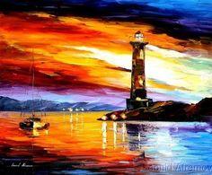 paisagens com cores fortes | LUCIANA DOUDEMENT