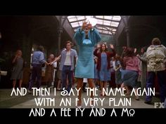 The Name Game song - American Horror Story Asylum Lyrics (I ADORE THIS SONG!!!)