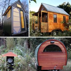 Go Big or Home: Living Small in 11 Tiny Houses with Style   WebUrbanist