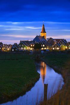 marken Island - Netherlands