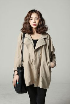 Comfy Fit Long Jacket