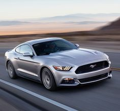 NEW 2015 Ford #Mustang!