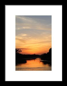 Beauty Framed Print featuring the photograph Beautiful View by Cynthia Guinn