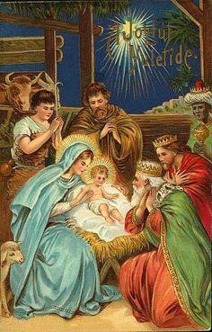 Um mistério de amor infinito: Deus se torna criança e quer morar entre nós, para sempre! Que a felicidade de saber-nos tão imensamente amados toque o coração dos homens em cada canto da Terra.  Feliz Natal para todos! Que seja de alegria e paz!