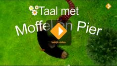 Taal met Moffel en Piertje aflv.1: De Taalprofessor Letter Activities, Kindergarten Activities, Preschool, School Tv, I Love School, Professor, Abc For Kids, Kids Playing, Spelling