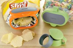 Bag Clips. Love it for cereals!!