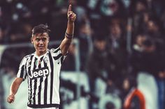 Paulo Dybala on the score sheet again.  The kid is something special. #21