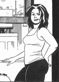 61 Maggie And Hopey Ideas Best Comic Books Comic Book Characters Love And Rockets