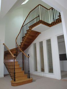 1000 images about escaliers on pinterest stairs staircases and spiral stair. Black Bedroom Furniture Sets. Home Design Ideas