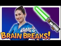Jaime's Brain Breaks | 7. Jedi Strength and Focus - YouTube Dance Movement, Music And Movement, Preschool Yoga, Yoga Youtube, Gym Classes, Brain Breaks, Yoga For Kids, Teaching Kids, How To Introduce Yourself
