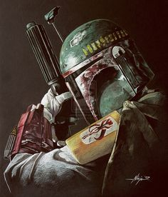 they who also served in Star warsBoba Fett...