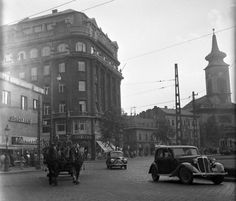 Old Pictures, Old Photos, Budapest Hungary, Homeland, Historical Photos, Arch, Louvre, Street View, History