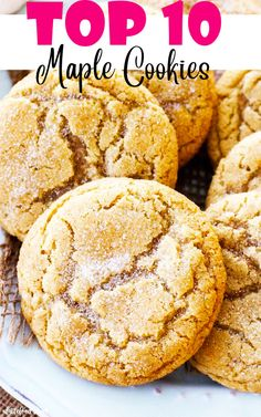 Hi guys Here are the most popular pin recipes for Maple Cookies. I hope you like it :) TOP 10 Maple Cookies Pins Easy To Make - Homemade __________ #recipecookies #recipesforcookies #cookiedesserts #kidsescookies #cookiereceipes #mapledesserts Maple Cookies, Brown Sugar Cookies, Shortbread Cookies, Snacks Recipes, Healthy Snacks, Thanksgiving Cookies, Most Delicious Recipe, Sandwich Cookies, Cookie Desserts