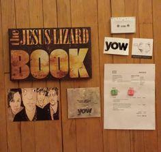 The Jesus lizard #thejesuslizard #jesusulizard #touchandgorecords #touchandgo #DavidYow