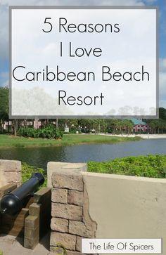 5 Reasons Why I Love Caribbean Beach Resort - The Life Of Spicers Walt Disney World, Disney World Packing, Disney World Hotels, Disney Travel, Disney Bound, Disney Vacation Club, Disney Vacations, Disney Trips, Caribbean Beach Resort