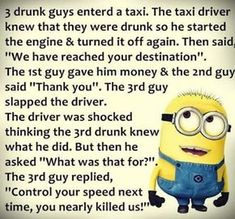 Funny pictures and photos for you to have fun. Funny pics for your spare time. Funniest Memes, Funny Jokes, Funny Driving Quotes, Taxi Driver, Wisdom Quotes, Minions, Have Fun, Funny Pictures, Sayings