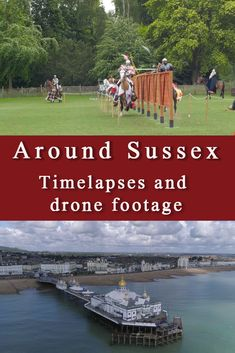 Around Sussex - time lapses and drone footage (DJI Pantom 4 Pro). Hastings, Eastbourne, Seven Sisters, Worthing, Littlehampton, Shoreham, Brighton. Medieval castles. An overview of Sussex with music, all images edited with Adobe Lightroom, After Effect and Premiere Pro.