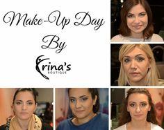 Va prezentam frumoasele noastre castigatore, de saptamana trecuta! heart emoticon In fiecare vineri, este Make-up Day, la Irina's Boutique! Urmareste pagina noastra, participa la concursurile de make-up si poti castiga, si tu, un make-up de zi, realizat cu produsele profesionale Prestige Cosmetics!  #irinasboutique #makeup #ziuafrumusetii