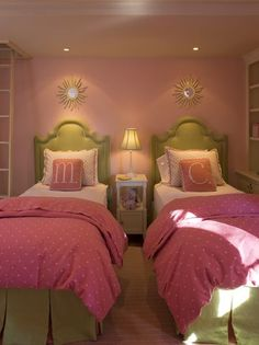 LEVERONE DESIGN - Girls' Bedroom