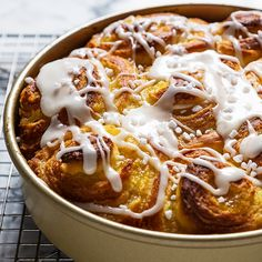You may know how to make cinnamon rolls, but fluffy brioche rolls and pineapple butter make for the best sticky buns you've ever had.