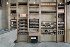 Aesop store by Shinichiro Ogata, Simplicity Studio, Shinsaibashi, Osaka