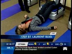 Get Rid of Pain with a Whole Body Vibration Platform (by doing a relaxin...