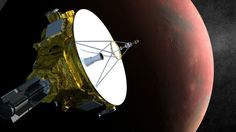 New horizon Mission For The Pluto