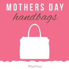 Handbags make great Mothers Day gifts and we have a great selection online to suit all budgets. Link in Bio!#ilovebeggshoes #mothersday #handbags #giftideas