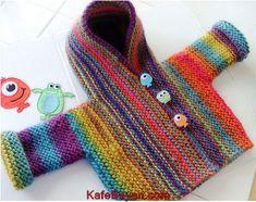 Child Knitting Patterns free knitting sample by Gloria Segura. Child Knitting Patterns Baby Knitting Patterns Supply : free knitting pattern by Gloria Segura. Baby Knitting Patterns, Knitting For Kids, Baby Patterns, Free Knitting, Knitting Projects, Dress Patterns, Knitting Tutorials, Yarn Projects, Crochet Patterns