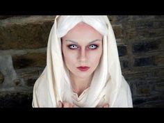 Defiance: Stahma Tarr Inspired Makeup Tutorial - YouTube