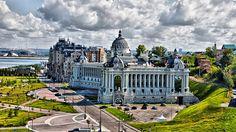 Khám phá thành phố Vạc Sôi Kazan của Nga