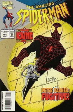 Peter Parker Spectacular Spiderman # 171 USA, 1990