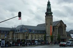 Luxembourg station