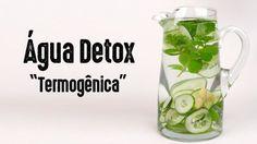 Água de Limão com Gengibre e Pepino Emagrece Saiba a Receita Aqui - http://vivabemonline.com/agua-de-limao-com-gengibre-e-pepino-emagrece/ A Água de Limão com Gengibre Pepino e Hortelã é uma receita refrescante e deliciosa para o verão.  E o melhor é que ela ajuda a nutrir, hidratar e emagrecer com saúde!  A receita é utilizada pelas mulheres para a redução de peso, mas é perfeita para desintoxicar e limpar nosso organismo, melhorando a saúde e prevenindo doenças.
