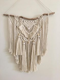 Macrame wall hanging for home decor or gift ...
